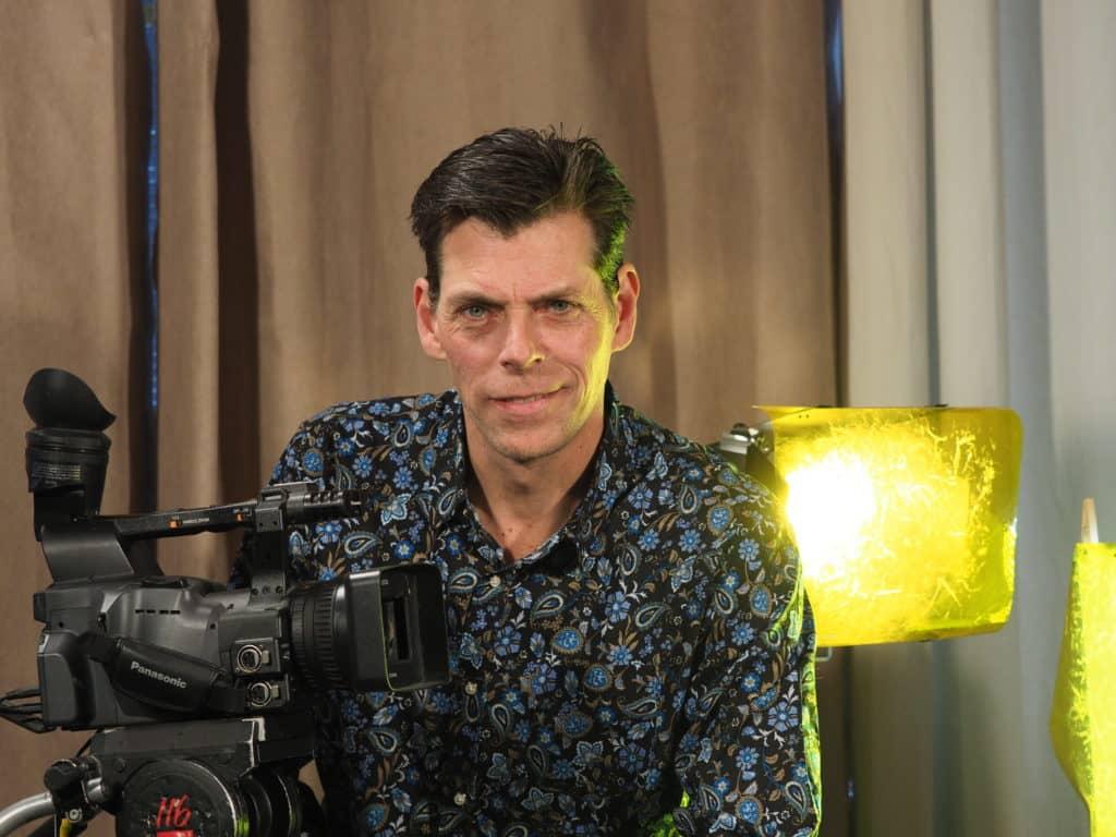 Le Télé-Bingo sera animé par Dean J. Brisson, directeur des opérations et de programmation de TVCL. (Photo Jean-Marie Savard)