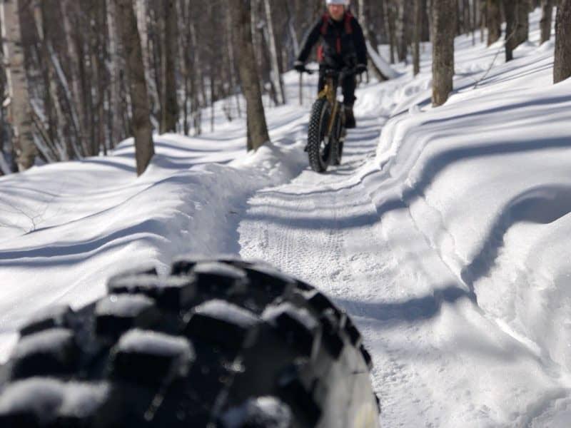 De nouveaux sentiers pour les activités hivernales