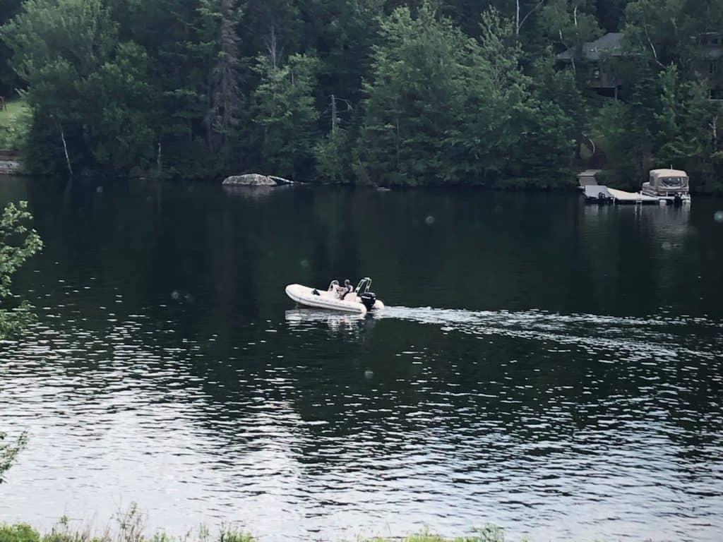 Petit lac des Sables à Sainte-Agathe | La réserve naturelle en voie d'être créée
