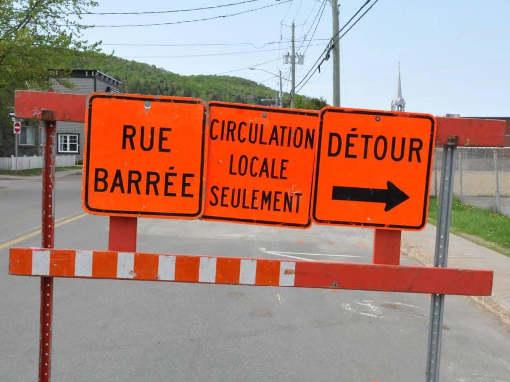 Plus de 600 000$ pour des travaux routiers à Val-David