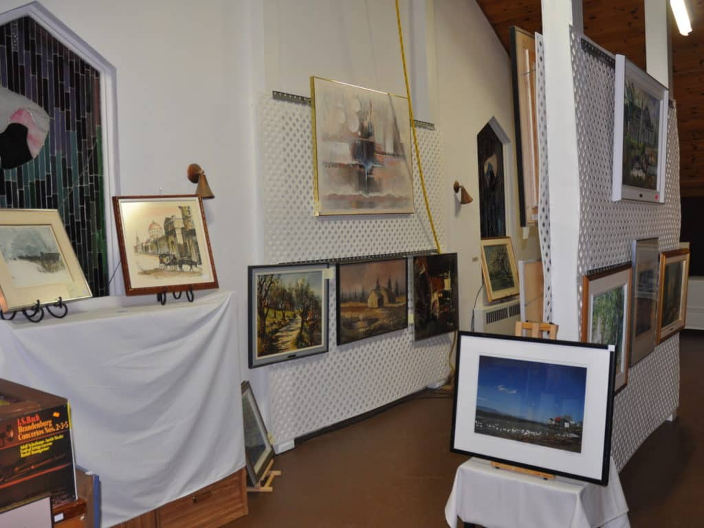 La Fondation médicale inaugure sa galerie d'art