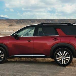Le Nissan Pathfinder 2022