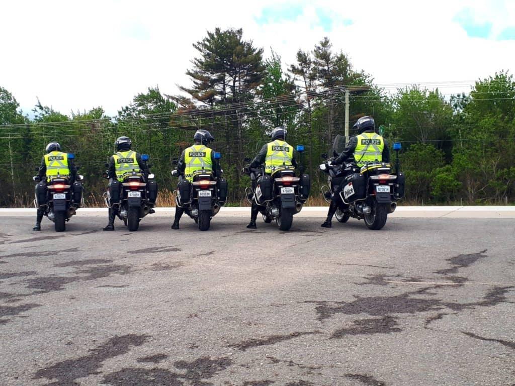 Les excès de vitesse dans la mire des policiers