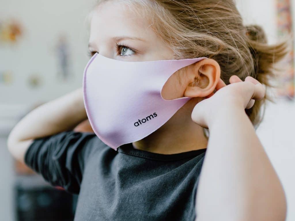 Le port du masque désormais non obligatoire en classe